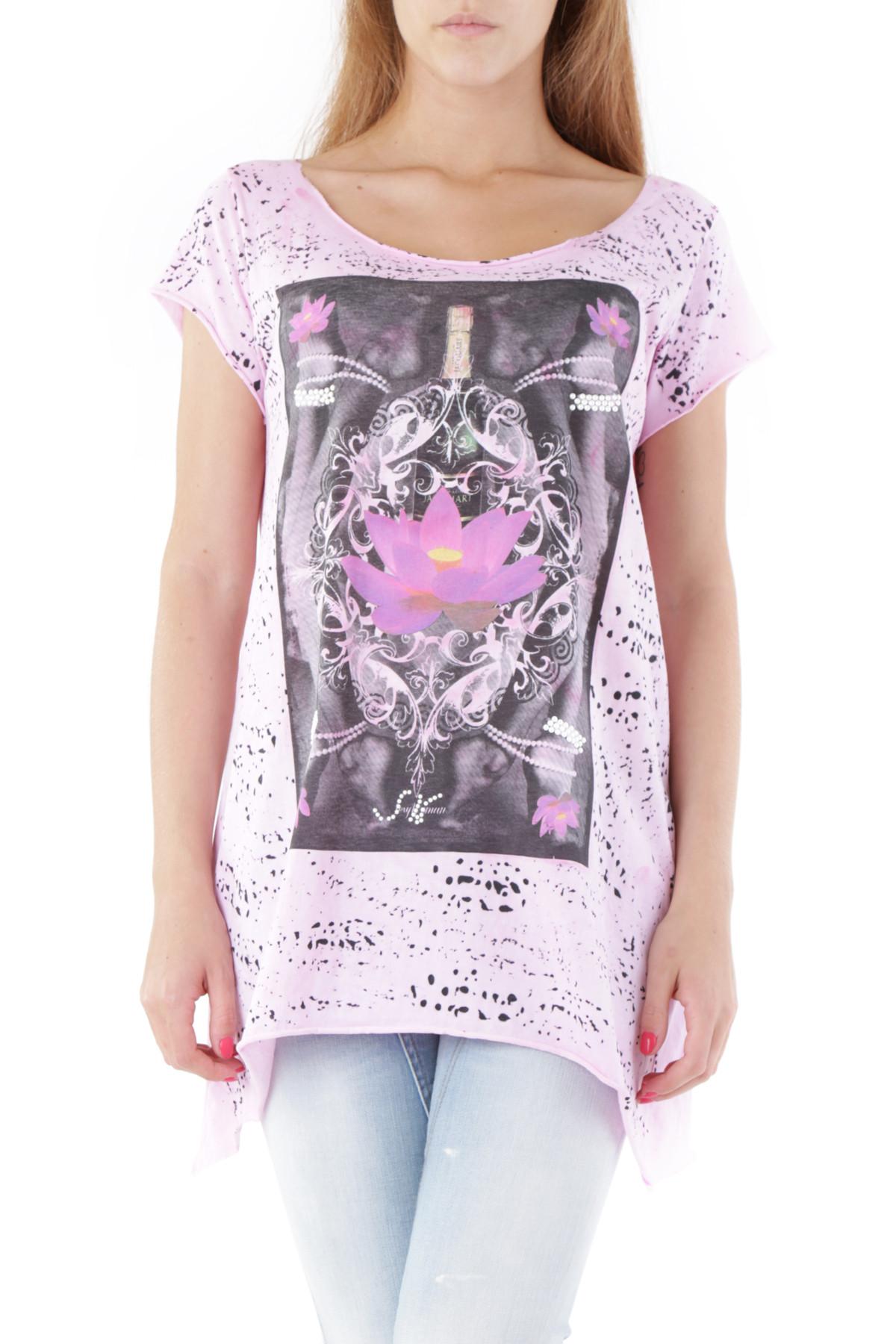 Sexy Woman T-Shirt Ženy