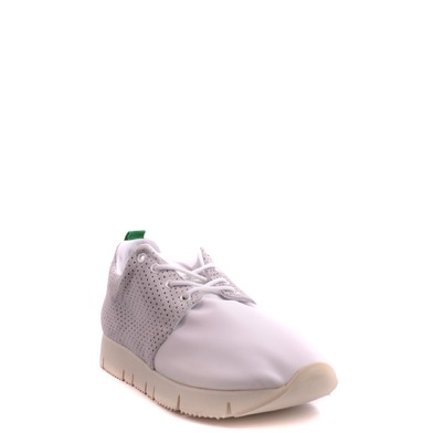 Leather Crown Sneakers Uomo