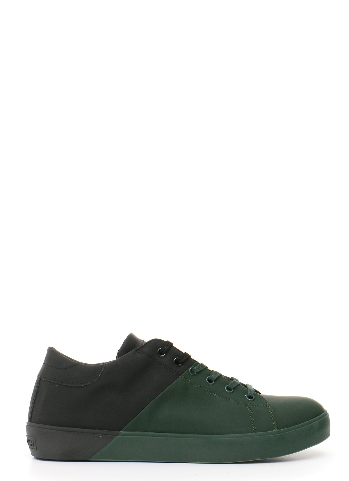 Leather Crown Sneakers Muži