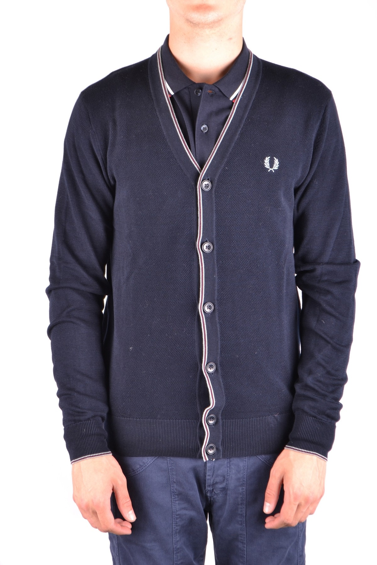Fred Perry Cardigans Muži