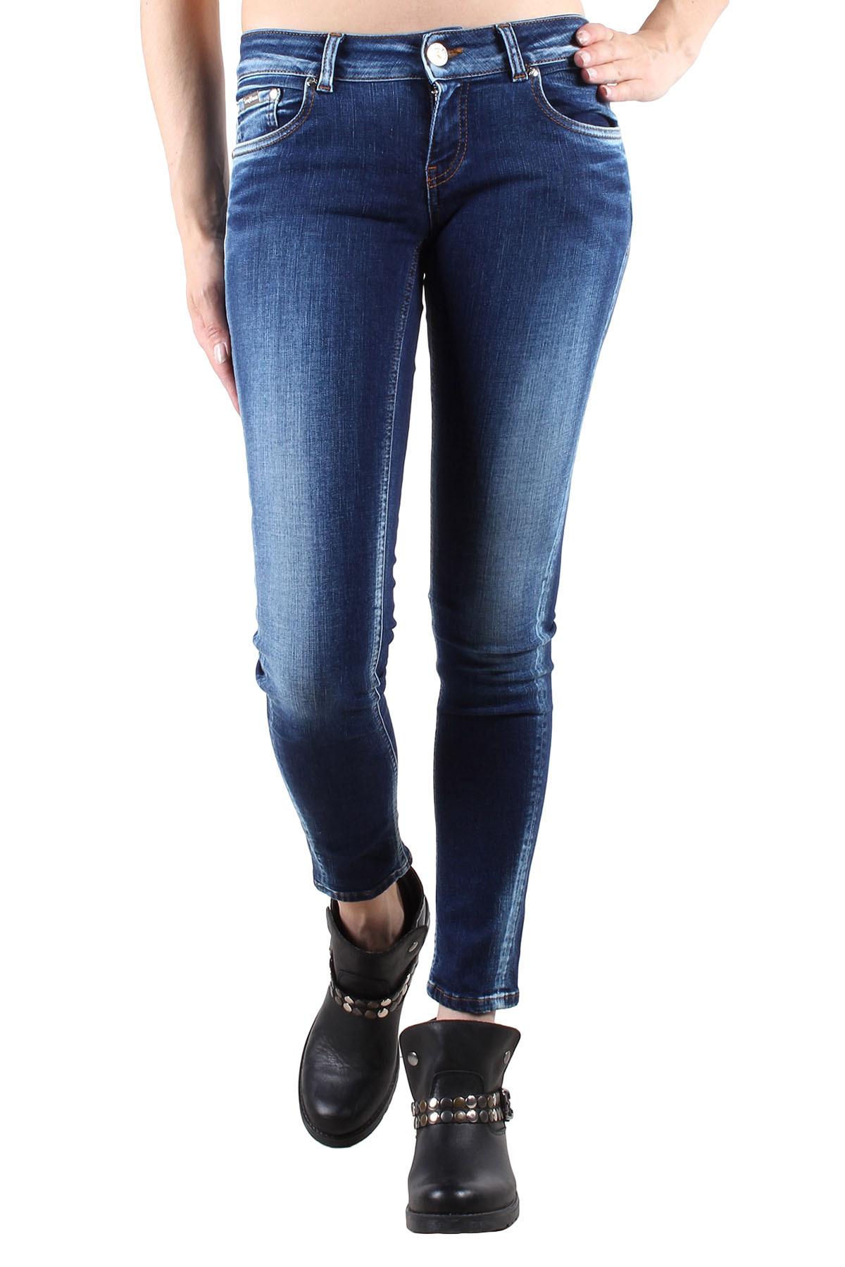 Sexy Woman Jeans Ženy