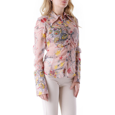 Richmond Denim Blouse Donna