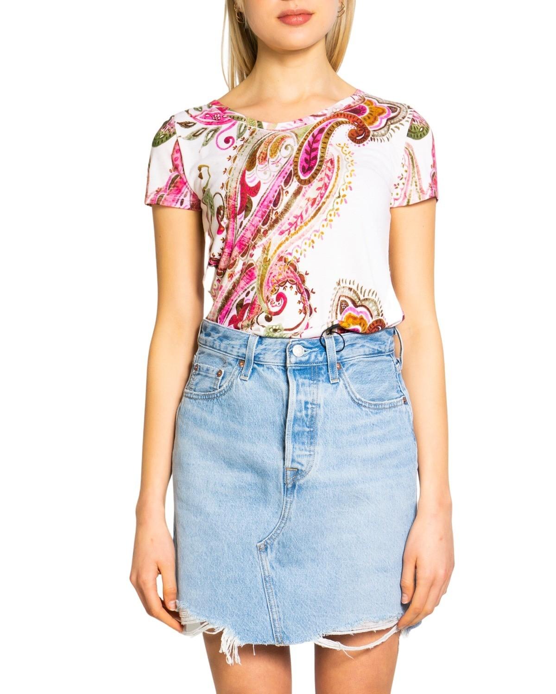 Desigual T-Shirt Donna