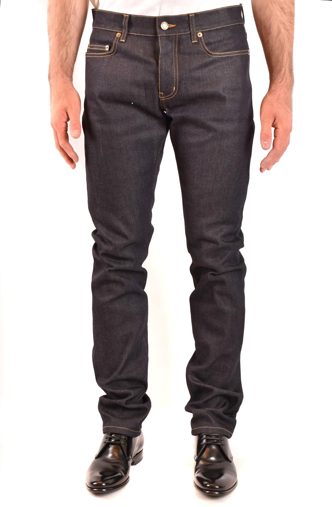 Saint Laurent Jeans Muži