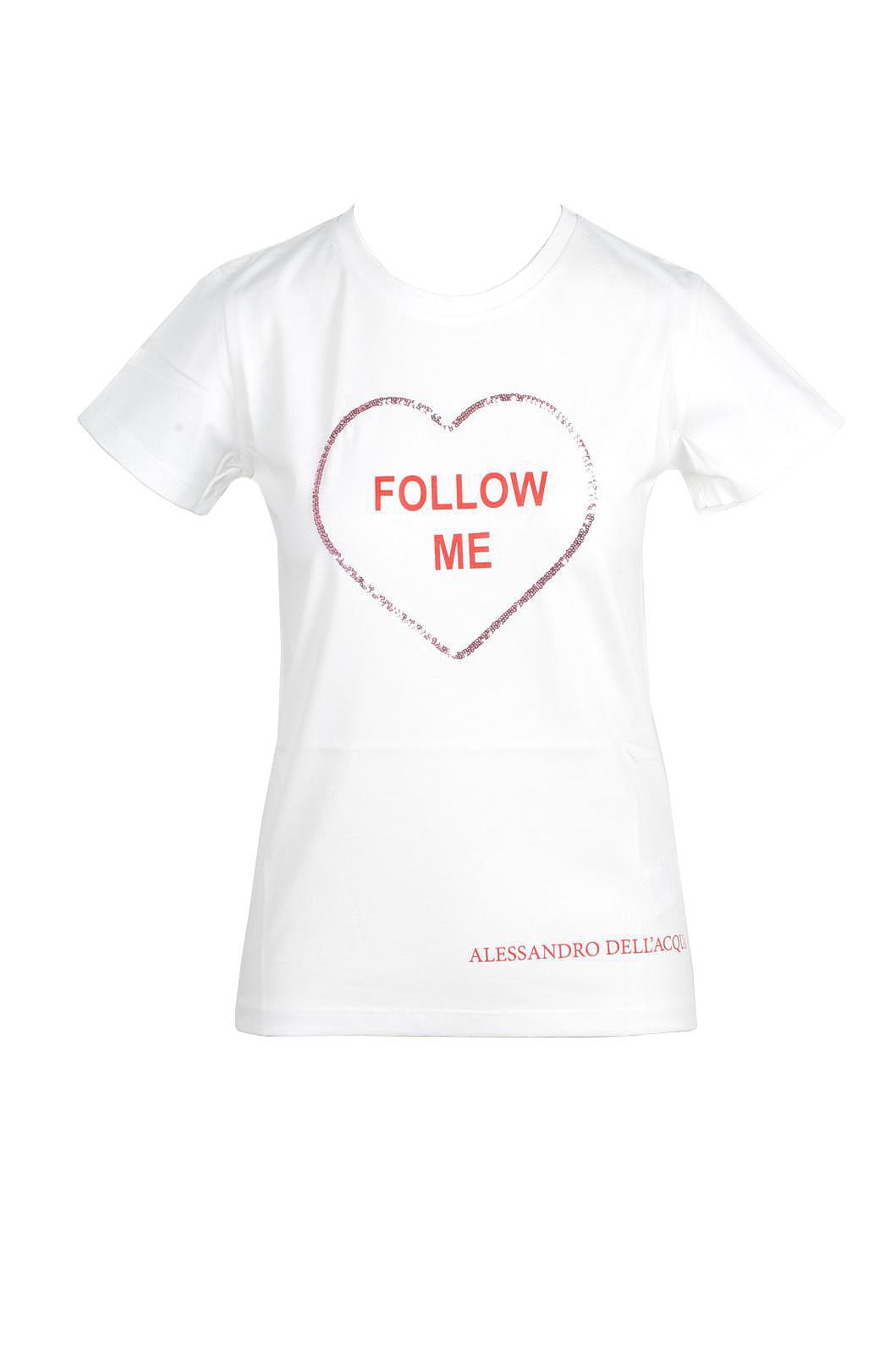 Alessandro Dell Acqua T-Shirt Ženy