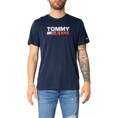 Tommy Hilfiger Jeans T-Shirt Uomo