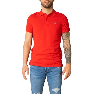 Tommy Hilfiger Jeans Polo Uomo