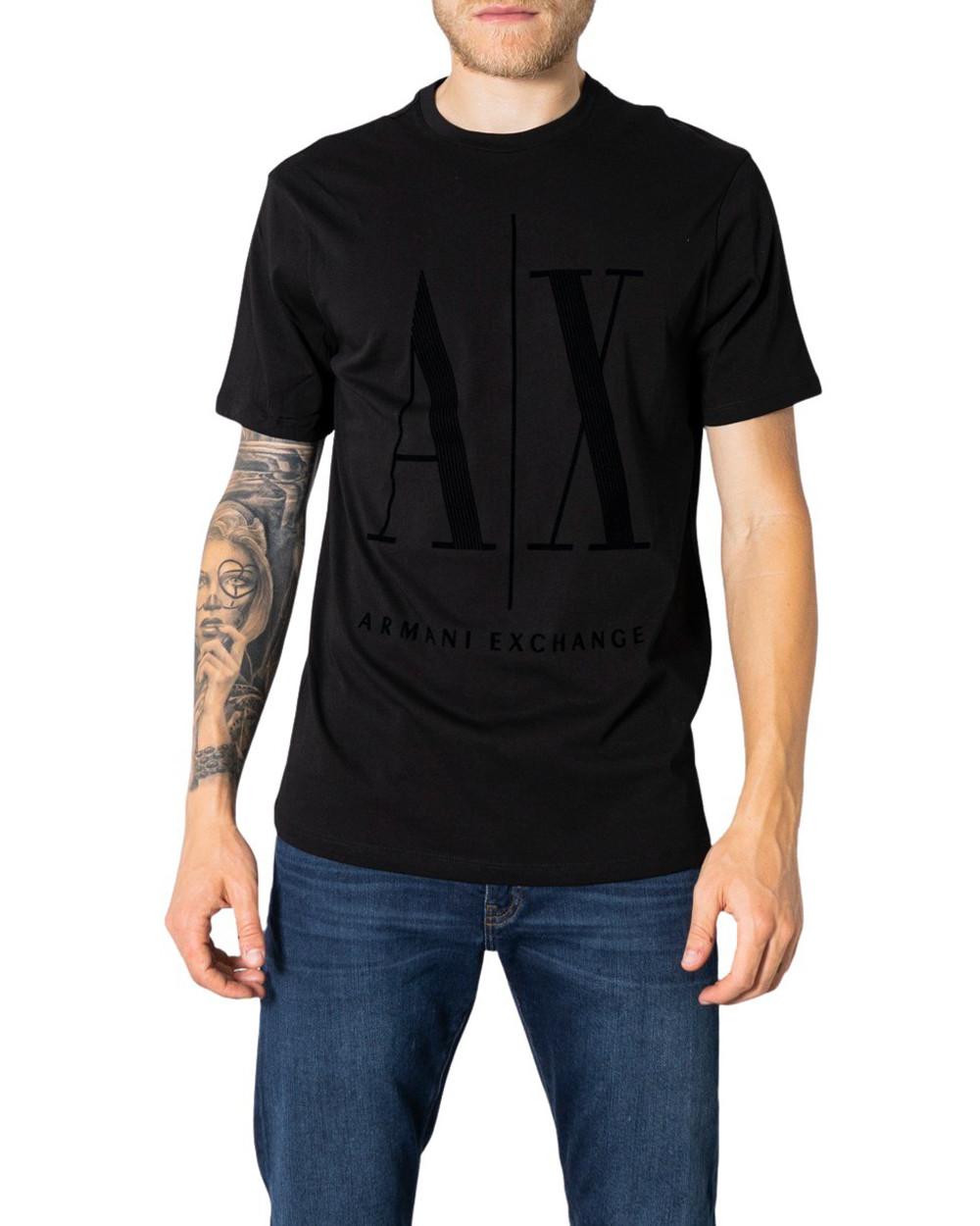 Armani Exchange T-Shirt Muži