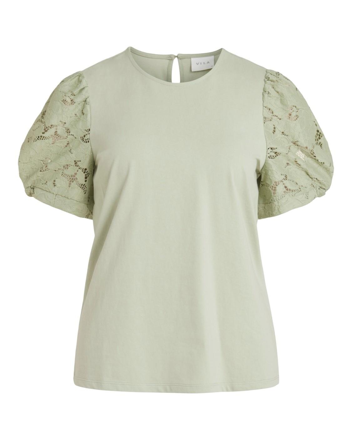 Vila Clothes T-Shirt Ženy