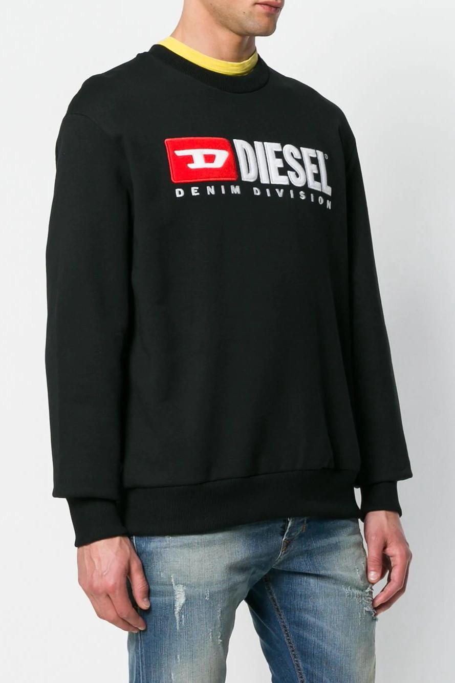 Diesel Felpa Uomo