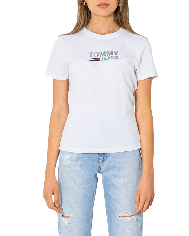 Tommy Hilfiger Jeans T-Shirt Donna