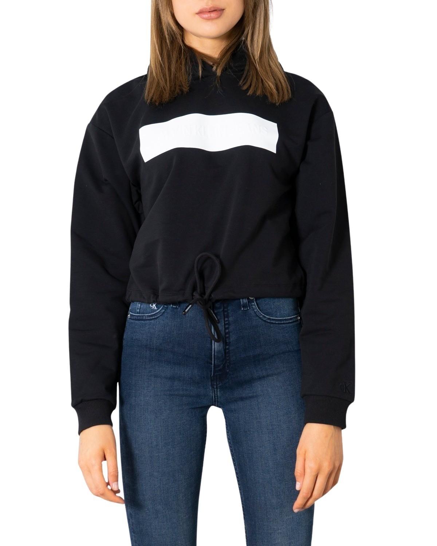 Calvin Klein Jeans Felpa Donna