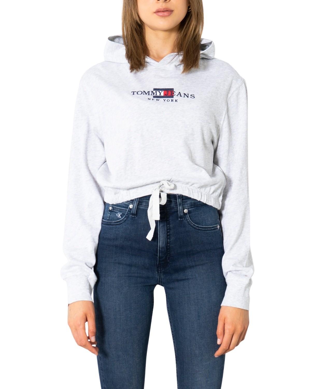 Tommy Hilfiger Jeans Felpa Donna