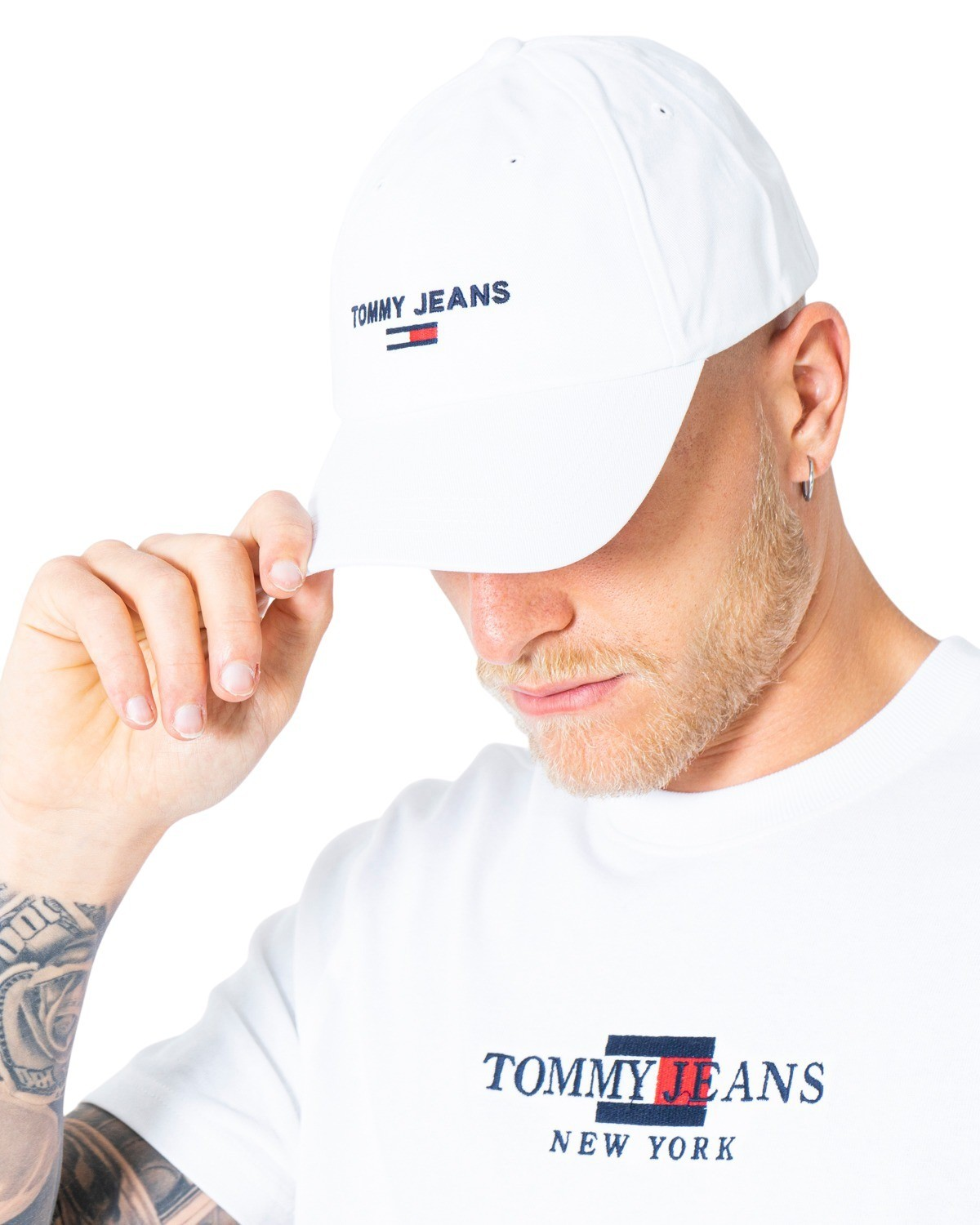Tommy Hilfiger Jeans Cappello Uomo