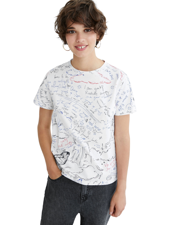 Desigual T-Shirt Ženy