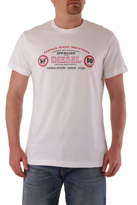 Diesel T-shirt Bambina